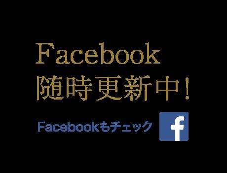 Facebook毎日更新中!